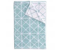 Toalla de baño Sofil Graphic (100x150, menta)