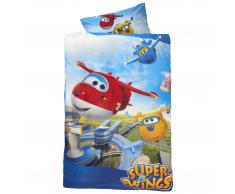 Funda nórdica infantil Super Wings (150x220)