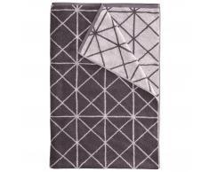 Toalla de baño Sofil Graphic (100x150, antracita)