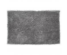 Alfombra de baño chenilla de lujo (50x80, gris claro)