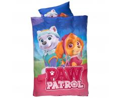 Funda nórdica infantil Paw Patrol (150x220, niñas)