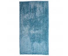Alfombra de baño chenilla de lujo (65x110, agua)