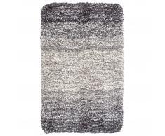 Alfombra de baño microfibra Relax (50x80, gris)