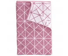 Toalla de baño Sofil Graphic (100x150, rosa viejo)