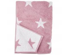 Toalla de ducha Sofil Star (100x150, rosa viejo)