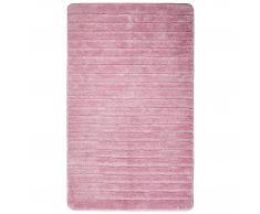 Alfombra de baño microfibra Imperial (65x110, rosa envejecido)