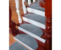 Escalera Pad Pad de Paso Auto - Adhesivo Auto - Absorción Escaleras Tapetes antideslizantes Pad Full Shop Foot Pad ( Color : C , Tamaño : 90*90cm )