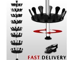 Generic yh-uk3 – 160920 – 59 1yh6001yh Pic zapatero Rack soporte organizador zapatero organizador de zapatos, STOR Árbol RAC Árbol de carrusel zapatero Carrusel zapatero telescópico