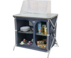 Crespo AL/105 - Armario cocina plegable 80x100x50 con bolsa transporte