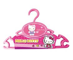 Lote de 3 perchas, diseño de Hello Kitty