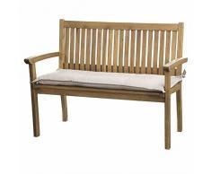 Madison Panama para banco, algodón, ropa de cama, 110 x 48 x 8 cm, ba10b251