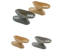 Zapatos rack, hunpta 1 par hogar portátil armario almacenamiento organizador de zapatos soporte de ahorro de espacio