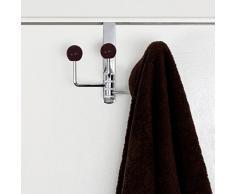 Premier Housewares - Perchero para puerta (3 perchas)