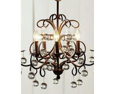 goud araña Candelabros - - tradicional de cristal clásico - Salón/dormitorio/comedor/studier habitaciones/oficina/entrada años/Pasillo, 220 - 240 V