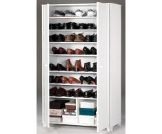 Armario multiusos comprar online tus armarios multiusos for Mueble zapatero esquinero