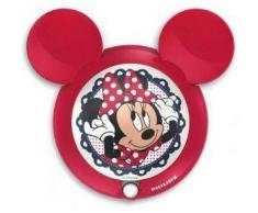 Philips Luz Nocturna Led con sensor Infantil Minnie Mouse Ref. 71766/31/16
