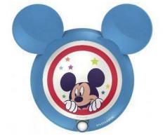 Philips Luz Nocturna Led con sensor Infantil Mickey Mouse Ref. 71766/30/16