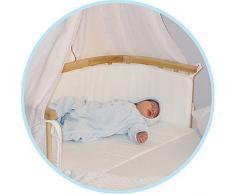 Babybay Cunax - Colchón estándar y protector para cuna de colecho [Importado de Alemania]