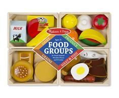Melissa & Doug - Alimentos de juguete (10271)