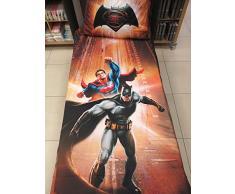 Disney 62880 – Juego Funda nórdica Batman vs Superman