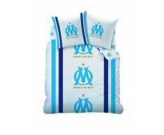 CTI 41136 - Coleccion de ropa de cama infantil, color blanco/azul