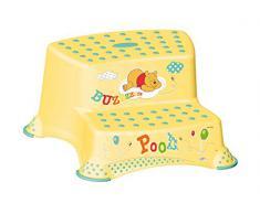 5er Set Z Winnie Pooh amarillo: Bañera XXL + WC Módulo + Infantil Olla + Taburete dos etapas + Cubo para pañales