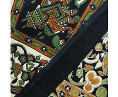 """pared tapiz bohemio colgando tapices hippie habitación mandala decoración tapiz tamaño completo 92 """"x 82"""""""