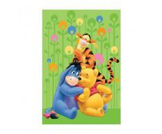 Disney - los niños alfombra Winnie the Pooh de Disney Winnie the Pooh los niños alfombra - Dimensión: Multicolor