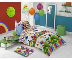 Funda nórdica infantil 3 piezas Junior 589 cama de 90