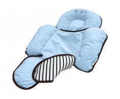 Happy Kids 28605 - Cojín reductor para silla infantil, color azul