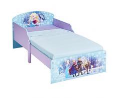 Disney Frozen 454FON - Cama Infantil, Color púrpura
