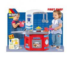 Molto 14156- Cocina de juguete Mi Primer Chef (surtido, 1 unidad)