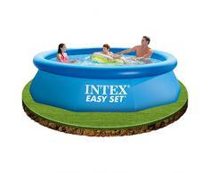 Intex Easy Set - Piscina hinchable, 305 x 76 cm, 3.853 litros (28122)