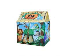 Kids Play Tent Casa de juegos para niños Casa de juguete Casa para bebés Niños pequeños que juegan carpa para niñas y niños