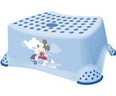 Taburete antideslizante para niños MICKEY di OKT color: azul
