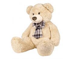 Famosa Softies - Lacitos, oso de peluche, 140 cm
