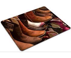 liili Mouse Pad de goma natural mousepad imagen ID: 17718707 estante de los niños Botas de cowboy para venta