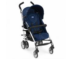 Chicco 6061760990000 Lite Way - Barrera protectora con gel, para silla de paseo, color antracita