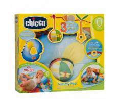 Chicco - Alfombra Tummy Pad 80X90 Con Almohada Y Actividades 25-2572