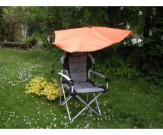 Ideal como regalo de la novedad - - STABIELO KOPF-GEPOLSTER silla plegable - Set de viaje - sombrilla STABIELO grasekamp sunny - Camping - tiempo libre de la playa de la pantalla - Fácil de alta protección UV + sombrilla EINDREHBARER