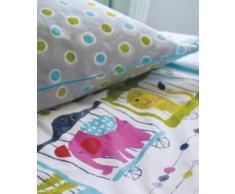 Designers Guild 3359100000000 - Coleccion de ropa de cama infantil, 140x200 cm, color verde