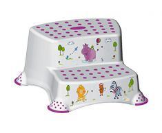 3er Set Z Hippo blanco WÁTER Accesorio + Orinal de niño + Dos Etapas Esfínteres Taburete