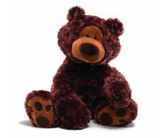 Gund 320047 - Philbin, oso de peluche (45.5 cm), color marrón