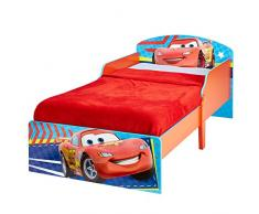 Cars 454CAC - Cama infantil, color azul