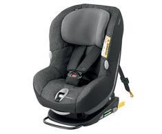 Bébé Confort MiloFix Silla de auto de 0 a 4 años, 0-18 kg, color negro (Triangle Black)