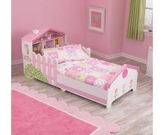 KidKraft 77008 - Ropa de cama infantil, estilo chalé de muñeca