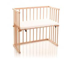 Dreamgood - Cuna (madera de haya, incluye colchón Prime Air)