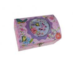 CAL FUSTER - Caja de música mariposa