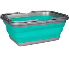 ABBEY Bañera de lavado plegable • 16 litros •