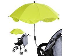 1 piezas desmontable cochecito de bebé paraguas cochecito ajustable cochecito de bebé cubierta de rayos UV rayos de sol sombrilla paraguas protector de lluvia herramienta al aire libre, 5, China